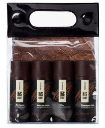 Набор Premium His Story Tobacco Travel & Fitness Set (4х50 мл) (ГП030036)