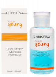 Эмульсия для демакияжа Christina Forever young Dual Action Make up Remover (100 мл) (CHR743)