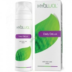 Спрей Hyalual Daily Delux Anti-Age Care