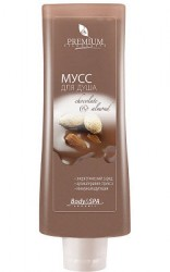 Мусс Premium Silhouette «Chocolate & Almond» для душа (200 мл) (ГП080008)